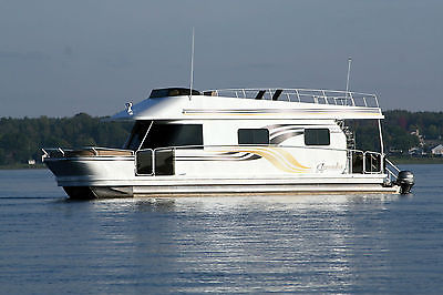 2012 Model Armadia4512 Pontoon Houseboat