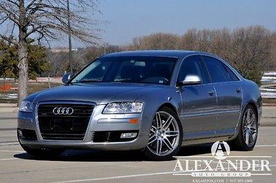 Audi : A8 Sport Premium Quattro Audi A8 Sport Premium Quattro! Navigation! Bang & Olufsen Sound! Carfax! Clean!