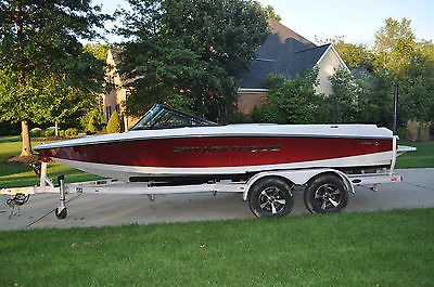 2013 Correct Craft Ski Nautique 200 Competition Ski Boat
