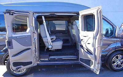 Ford : Transit Connect Conversion by Explorer 2015 ford transit van conversion by explorer