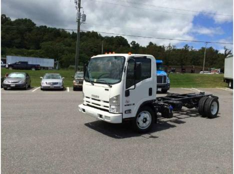 2014 Isuzu Trucks NQR