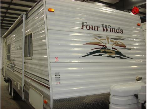 2005 Fourwinds Dutchmen Fourwinds FOUR WINDS LITE 26QB-
