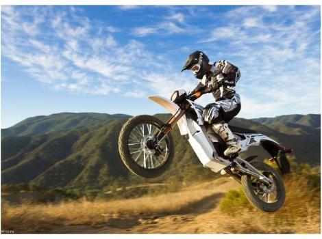 2012 Zero Motorcycles X Dirt