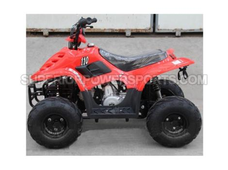 2013 Tao Tao 110cc ATV Type BL