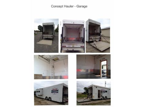 2006 Show Hauler 24' Coach  11' Garage