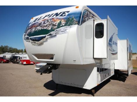 Keystone Alpine 3700 Re Rvs For Sale