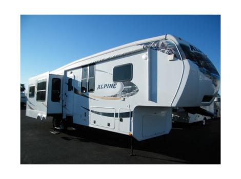 2012 Alpine 3450RL