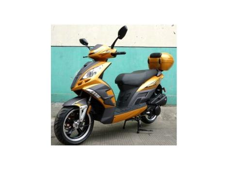 2015 Gsi Brand New 150cc MC-121-150 Scooter Moped Bicycle