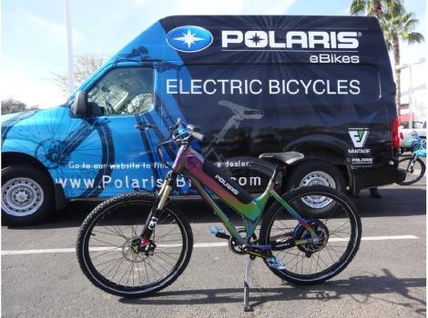 2015 Polaris Ebikes DIESEL EV504-7C