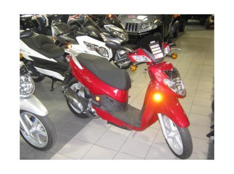 2009 SYM SYM HD 200