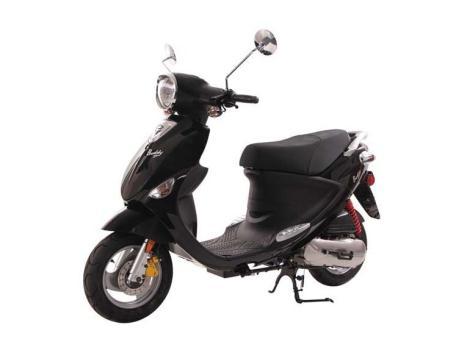 2015 Genuine Scooter Company Buddy 50