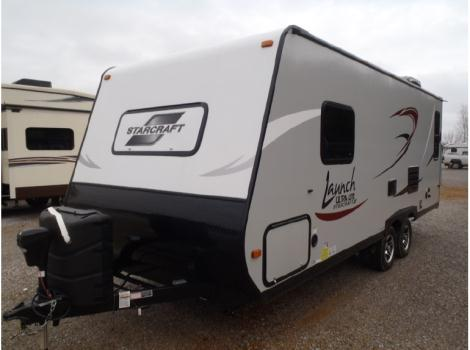 Starcraft Launch Ultra Lite 22bud Rvs For Sale