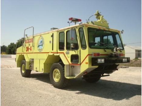 1985 E-One FIRE TRUCK