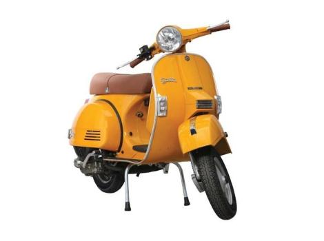 2015 Genuine Scooter Company STELLA