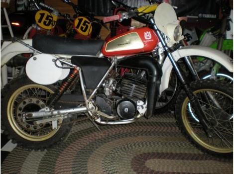 1980 Husqvarna 250 WR
