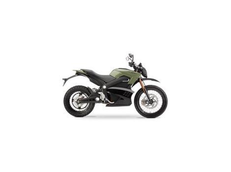 2013 Zero Motorcycles DS ZF11.4