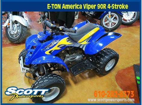 2009 E-Ton Viper 90R 4-Stroke
