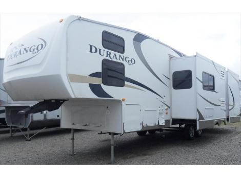 2010 K-Z Durango D305BH