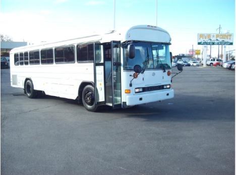 2006 Blue Bird Bus ALL AMERICAN