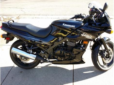 kawasaki ninja 500r motorcycles for sale in nebraska. Black Bedroom Furniture Sets. Home Design Ideas