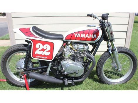 1977 Yamaha Xs650