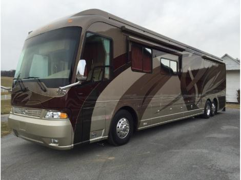 2007 Country Coach Magna 630