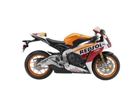 2015 Honda CBR1000RS SP Repsol
