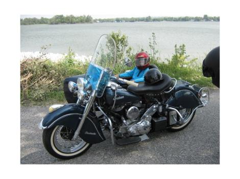 1950 Indian Chief ROADMASTER