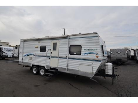 2005 Komfort TRAILBLAZER 25BS