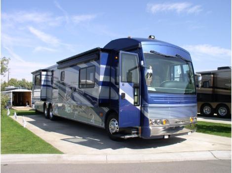 2006 American Coach Eagle 45h