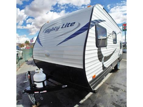 2015 Pacific Coachworks Mighty Lite M16BB