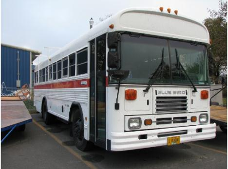 1997 Blue Bird Bus ALL AMERICAN