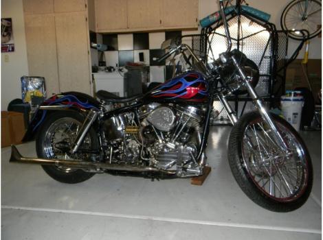 1956 Harley-Davidson Custom PANHEAD