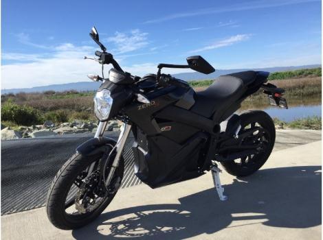 2014 Zero Motorcycles Zero-S