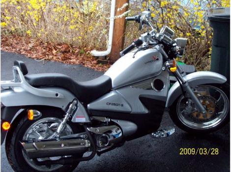 2009 Cfmoto V5 Cf250t-5p