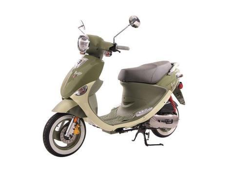 2015 Genuine Scooter Company Buddy 50 (Little Internationals)