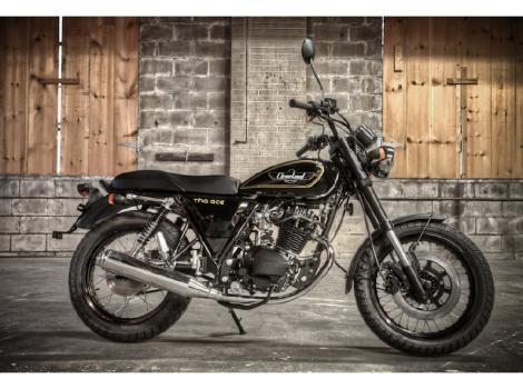 2013 CLEVELAND CYCLEWERKS ACE DELUXE