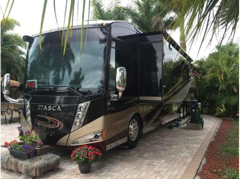 2013 Itasca Ellipse 42gd Rvs For Sale