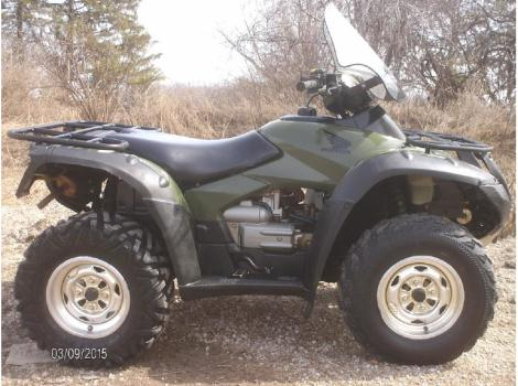 2007 honda rincon 680 motorcycles for sale. Black Bedroom Furniture Sets. Home Design Ideas