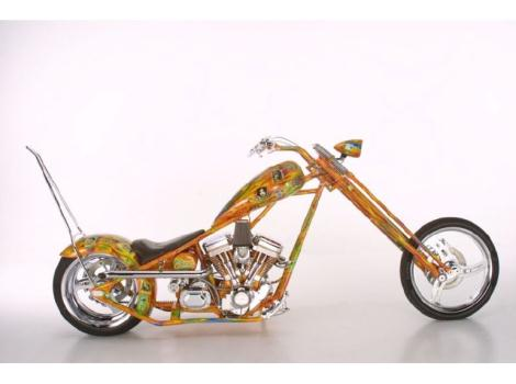 2002 Strokers Dallas Custom CUSTOM CHOPPER