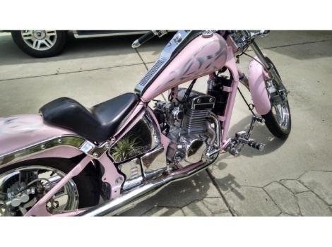 2009 Johnny Pag Spyder Chopper