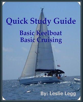 ASA 101 & 103 Sailing Study Guide