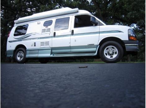 2004 Pleasure Way Lexor TS