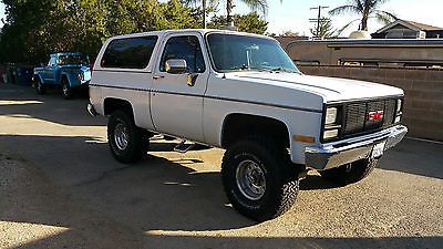 GMC : Jimmy Jimmy, K5 1990 jimmy fuel injected and clean