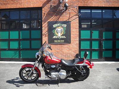 Harley-Davidson : FXR 1983 harley davidson fxrt sportglide 1340 shovelhead limited production rare