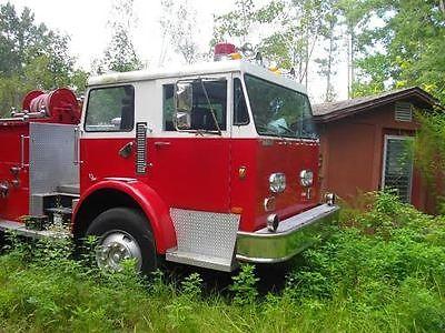 1976 Pemfab Fire Truck