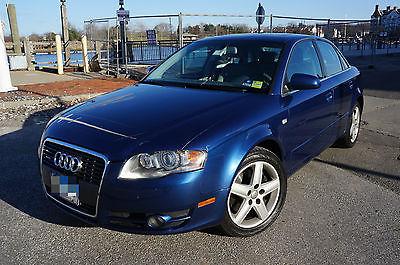 Audi : A4 2.0T 2005.5 audi a 4 2.0 t quattro in ocean blue beautiful two owner audi