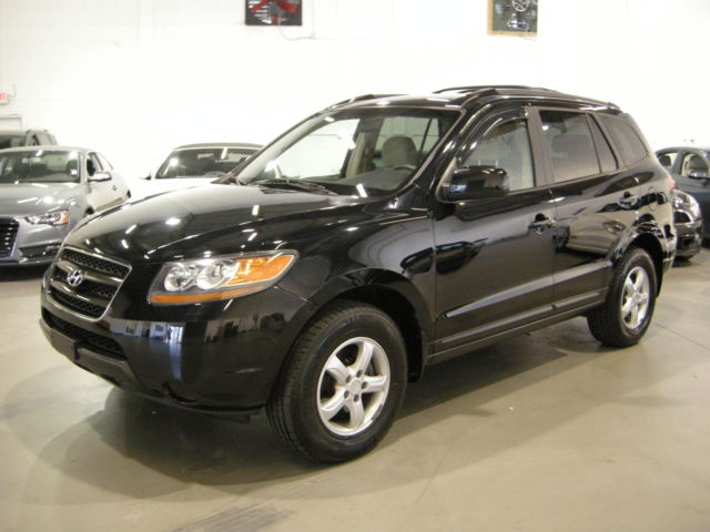 Hyundai : Santa Fe FWD 4dr Auto 2007 santa fe gls v 6 carfax certified excellent condition low mi no dealer fees