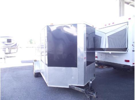 2013 Haulmark Enclosed Cargo 6X12