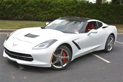 Chevrolet : Corvette 3LT 2014 chevrolet corvette 3 lt pkg npp auto navigation